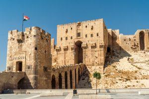 תרגום לערבית בתמונה כניסה למצודת
